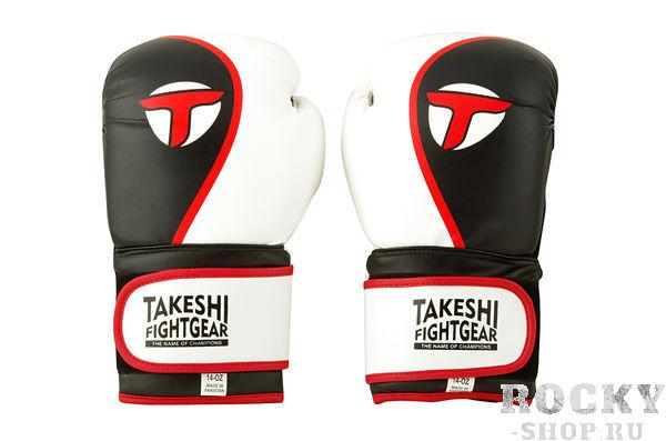 Боксерские перчатки Takeshi Gear Power PU, 12 OZ Takeshi FG