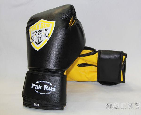 Боксерские перчатки Pak Rus PR-11-007, 10 OZ Pak Rus