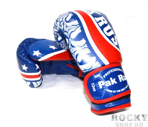 Боксерские перчатки Pak Rus PR-11-011 14 oz (арт. 28062)  - купить со скидкой