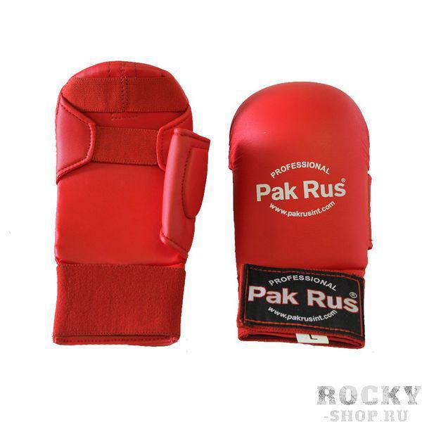 Перчатки для карате Pak Rus, Red Pak Rus