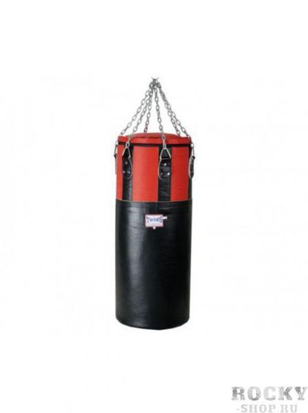 Мешок - большой 40*100 см, Черный/красный, Размер L Twins SpecialСнаряды для бокса<br>Мешок боксерский большой от Twins Special. &amp;lt;p&amp;gt;Преимущества:&amp;lt;/p&amp;gt;    &amp;lt;li&amp;gt;Идеально подходит для тренировок&amp;lt;/li&amp;gt;<br>    &amp;lt;li&amp;gt;Материал кожа со вставками из кожзама&amp;lt;/li&amp;gt;<br>    &amp;lt;li&amp;gt;Размеры 40*100 см&amp;lt;/li&amp;gt;<br>    &amp;lt;li&amp;gt;Вес 50 кг.&amp;lt;/li&amp;gt;<br>