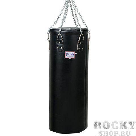 Мешок - большой 40*100 см, Черный, Размер L Twins SpecialСнаряды для бокса<br>Мешок боксерский большой от Twins Special. <br> Идеально подходит для тренировок<br> Материал кожа<br> Размеры 40*100 см<br> Вес 50 кг.<br>