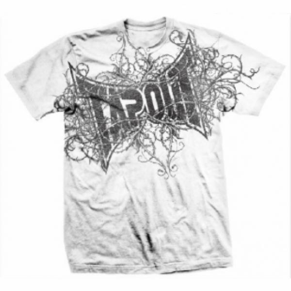 Футболка Tapout Thorny Mens T-Shirt White Tapout
