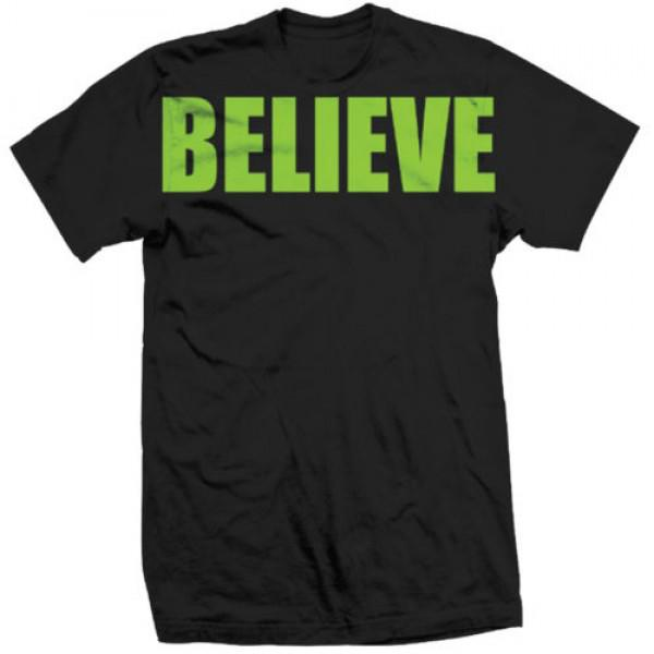 Футболка Tapout Believe Green Tapout