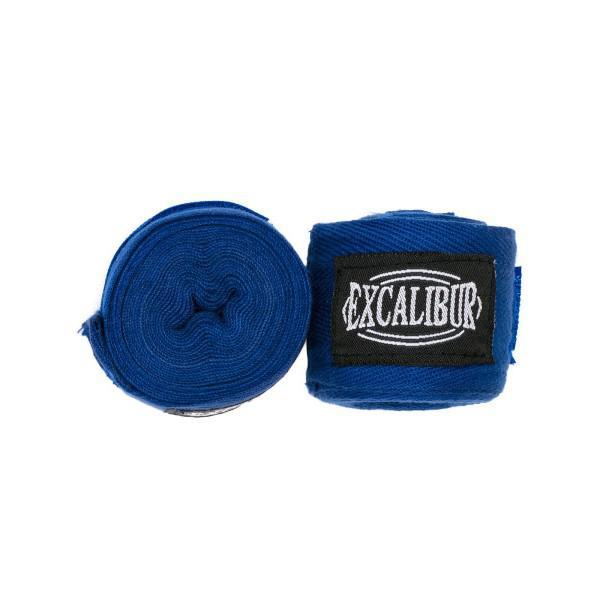 Бинты боксерские Excalibur Синие 3,5 м Excalibur