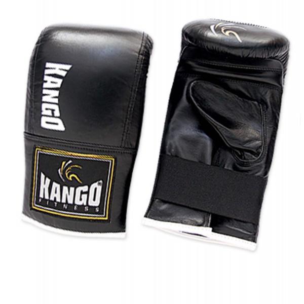 Перчатки снарядные Kango KBM-014 Black PU KANGO