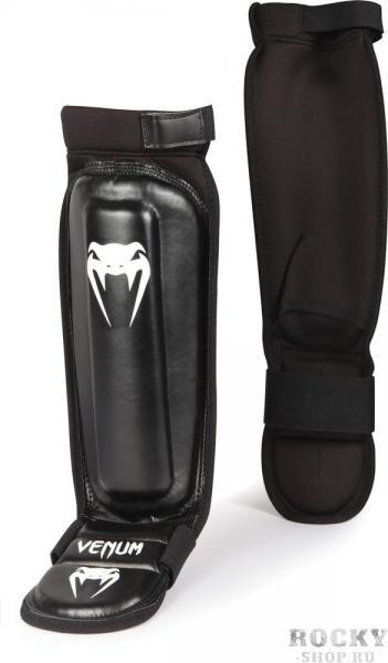 Купить Щитки Venum 360 MMA Shinguards - Black (арт. 2879)