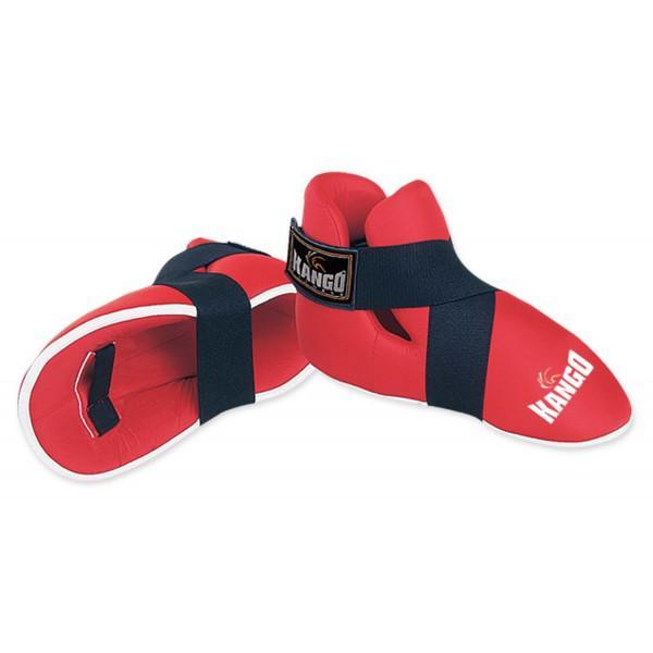 Защита ног Kango KKS-001 Red PU KANGO