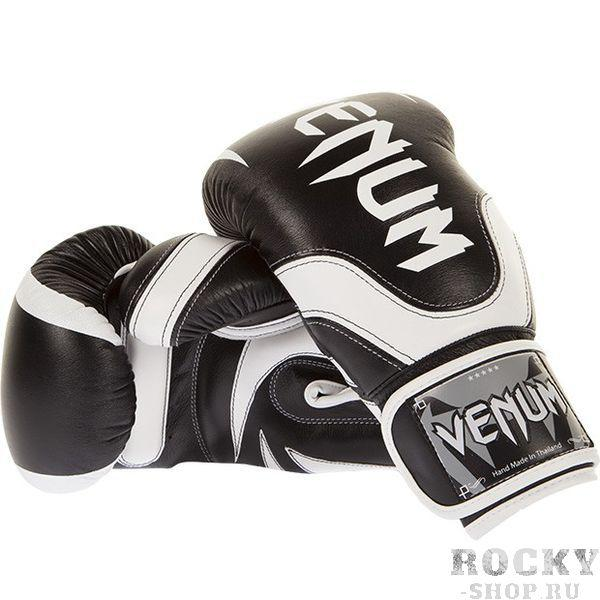 Купить Перчатки боксерские Venum ''Absolute 2.0'' Black/Ice 10 унций (арт. 2889)