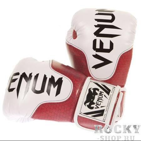 Перчатки боксерские Venum Amazonia Boxing Gloves Red 10 унций (арт. 2890)  - купить со скидкой