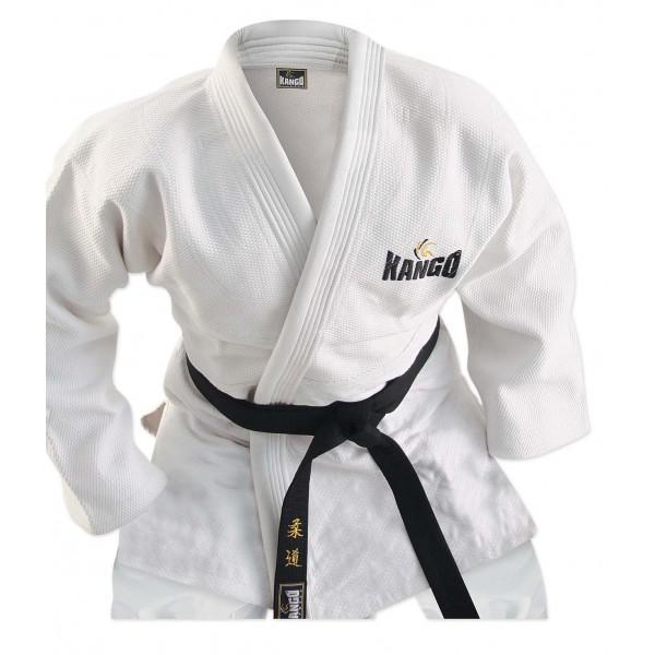 Кимоно для дзюдо Kango KJU-001 White детское 150-165 см KANGO
