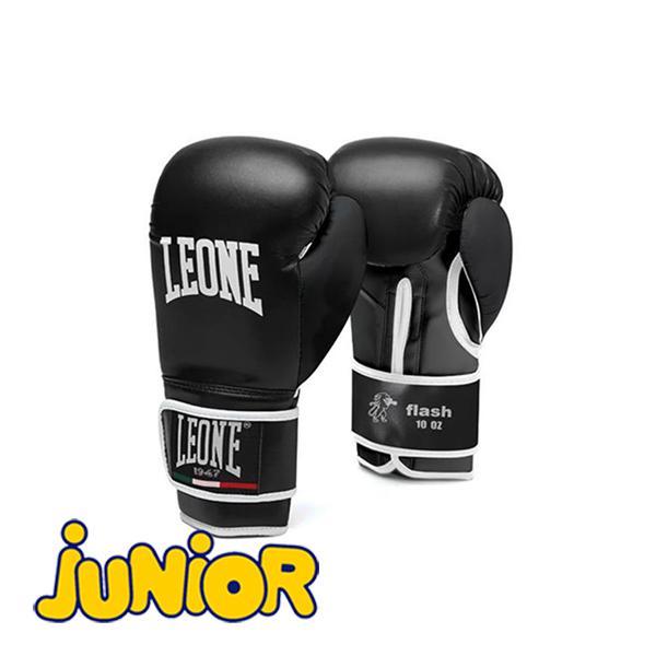 Детские боксерские перчатки Leone 1947 FLASH GN083, 6 унций Leone