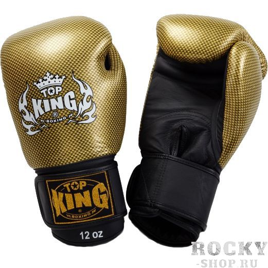 Перчатки Top King Boxing Empower Creativity Gold, 8 oz Top King
