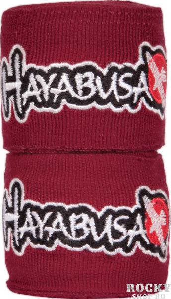 Бинты боксерские Hayabusa Perfect Stretch Hand Wraps Crimson