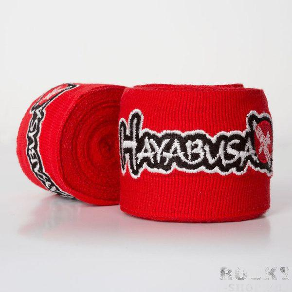 Бинты боксерские Hayabusa Perfect Stretch Hand Wraps Red