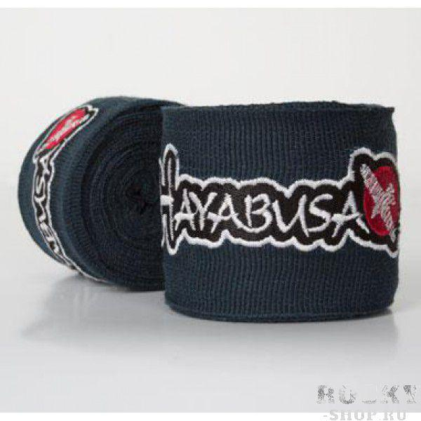 Бинты боксерские Hayabusa Perfect Stretch Hand Wraps Steel Blue