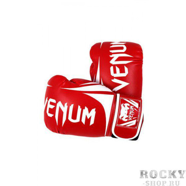 Купить Перчатки для бокса VENUM CHALLENGER 2.0 BOXING GLOVES - RED Venum 12 унций (арт. 2974)