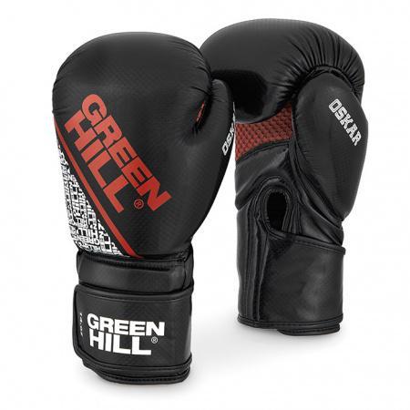 Боксерские перчатки Green Hill Oskar, 12 OZ Green Hill