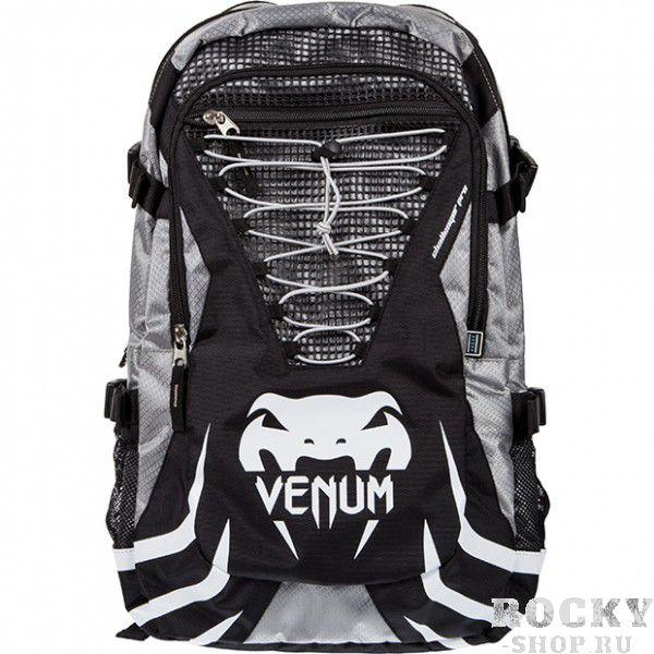 Купить Рюкзак Venum Challenger Pro Backpack - Black/Grey (арт. 2981)