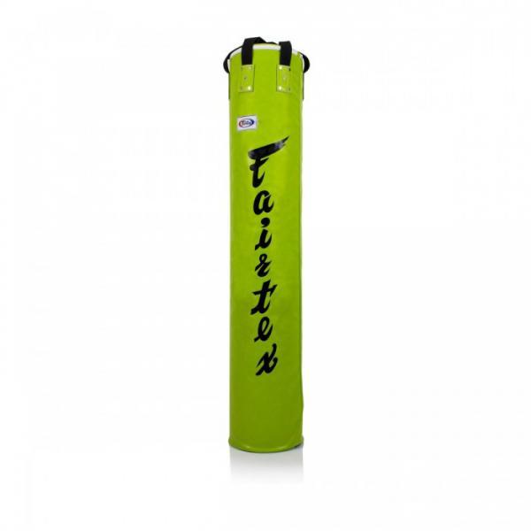 Мешок боксерский Fairtex 180*36, 55 кг, Зеленый Fairtex