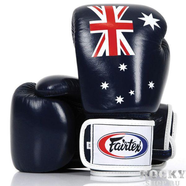 Боксерские перчатки Fairtex BGV1 Australia, 14 OZ Fairtex фото