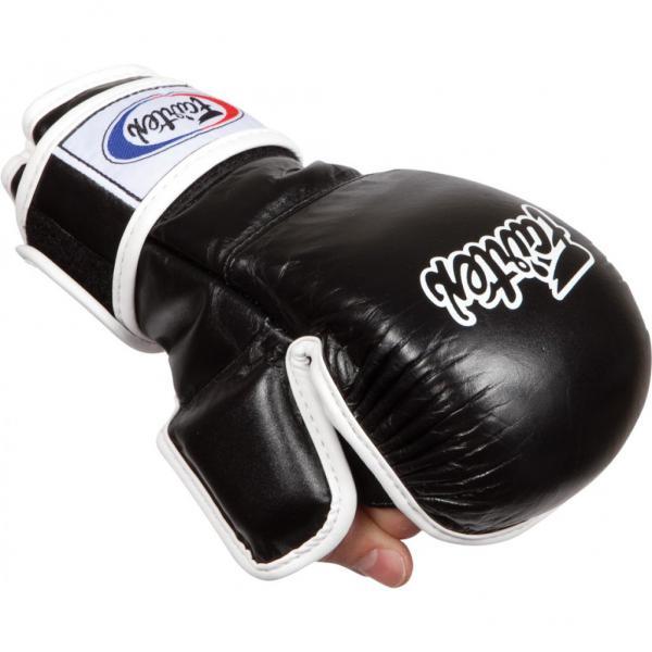 Гибридные перчатки для ММА Fairtex, M Fairtex