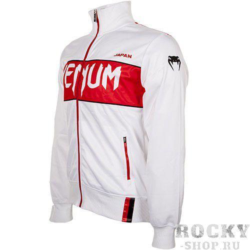 Купить Олимпийка Venum Team Japan Polyester - Ice (арт. 3001)