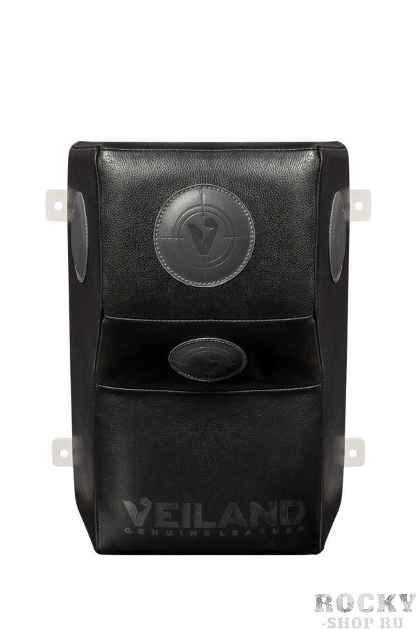 Апперкотная подушка Veiland black leather Veiland