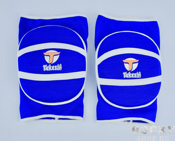 Наколенники Takeshi Fight Gear Blue