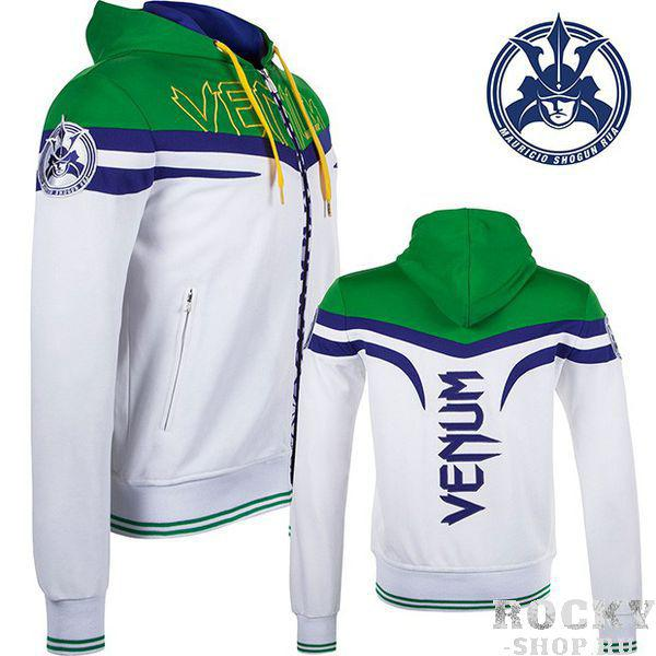 "Толстовка Venum ""Sharp Shogun"" Hoody - Ice/green Venum"
