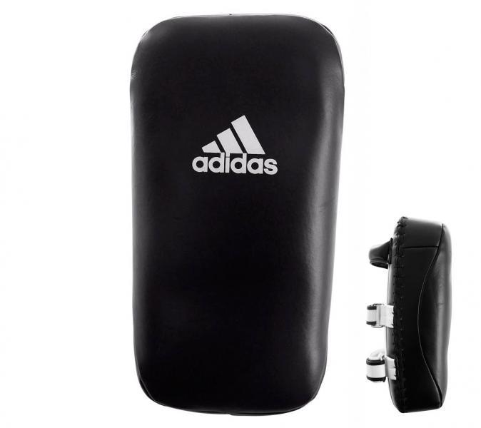 Макивара Thai Pad Extra Thick Semi Leather черно-белая Adidas