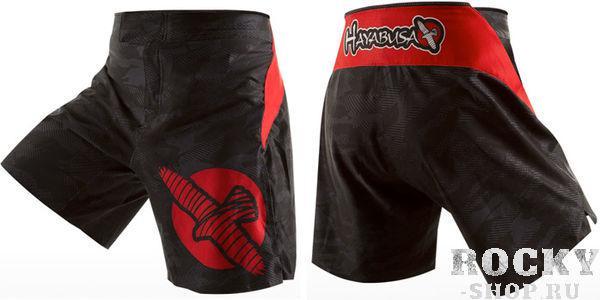 Купить Шорты ММА Hayabusa Weld3 Fight Shorts Black (арт. 3037)