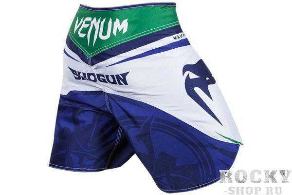 Шорты ММА Venum ''Shogun« UFС Edition Fight Shorts Ice
