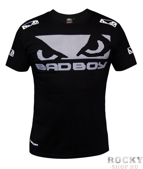Купить Футболка Bad Boy WALK IN II TEE (Black) (арт. 3087)