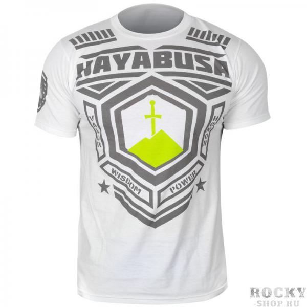 Купить Футболка Hayabusa Brotherhood T-Shirt White (арт. 3088)