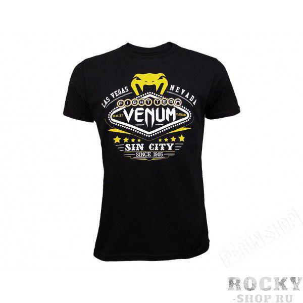 Купить Футболка Venum Las Vegas T-shirt (арт. 3101)