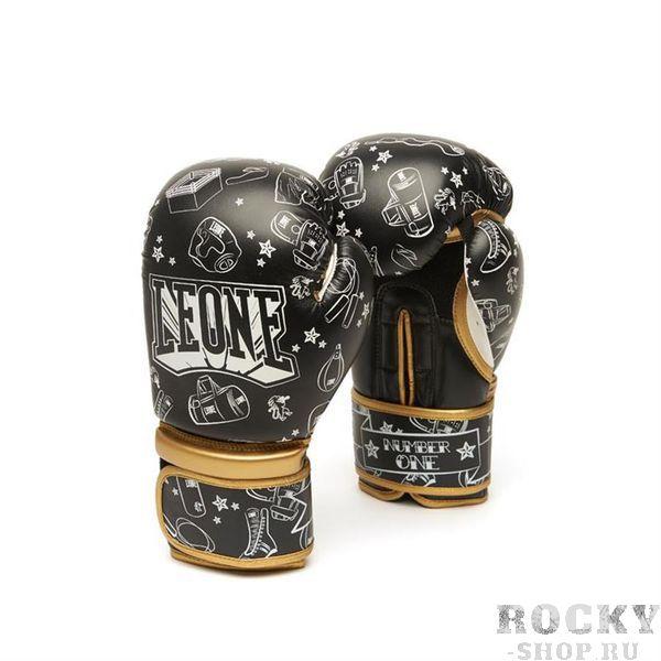 Детские боксерские перчатки Leone 1947 NUMBER ONE GN401, 6 унций Leone