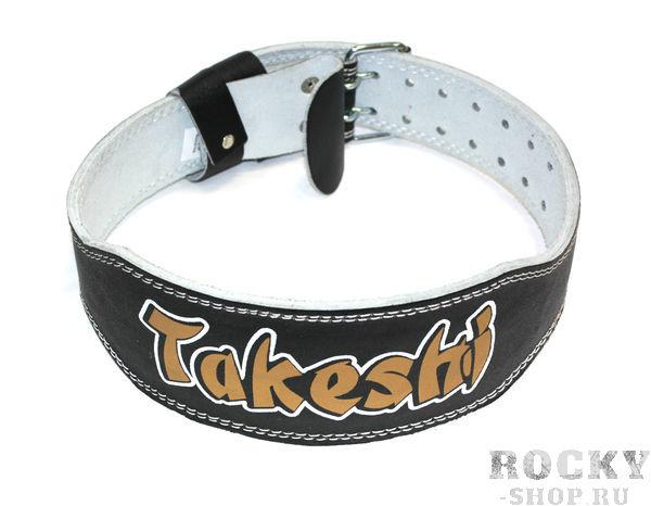 Пояс для тяжелой атлетики Takeshi Fight Gear 10 см Takeshi FG
