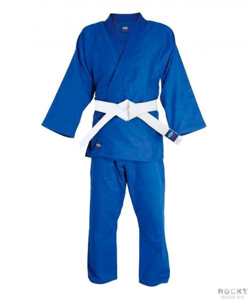 Кимоно для дзюдо Green Hill, синее, 140 см Green Hill