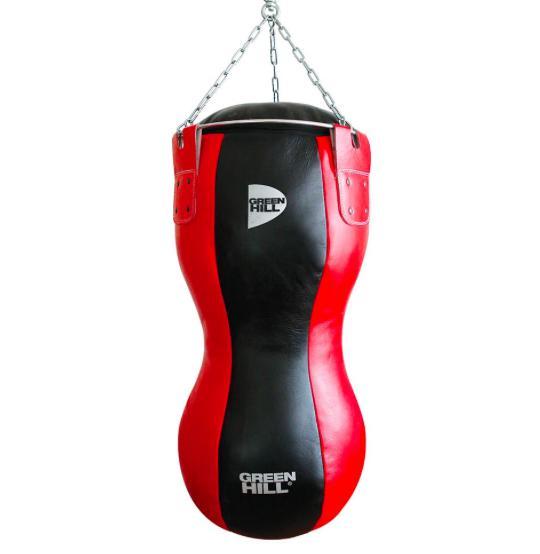 Боксерский мешок Green Hil фигурный, 50 кг, 100*45 см Green Hill