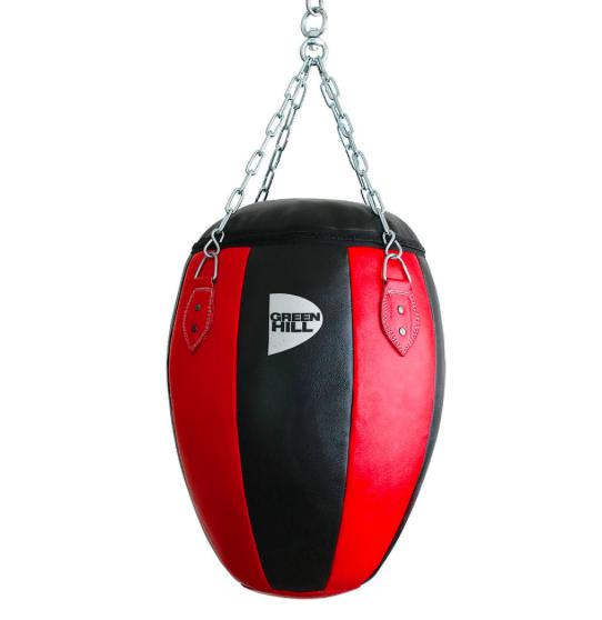 Боксерская груша Green Hill, 50 кг, 60*40*20 см Green Hill