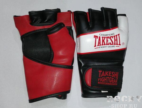 Детские перчатки для ММА Takeshi TFG Training Takeshi FG