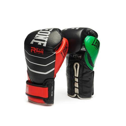 Боксерские перчатки Leone 1947 GN105 REVO 2018, 10 унций Leone