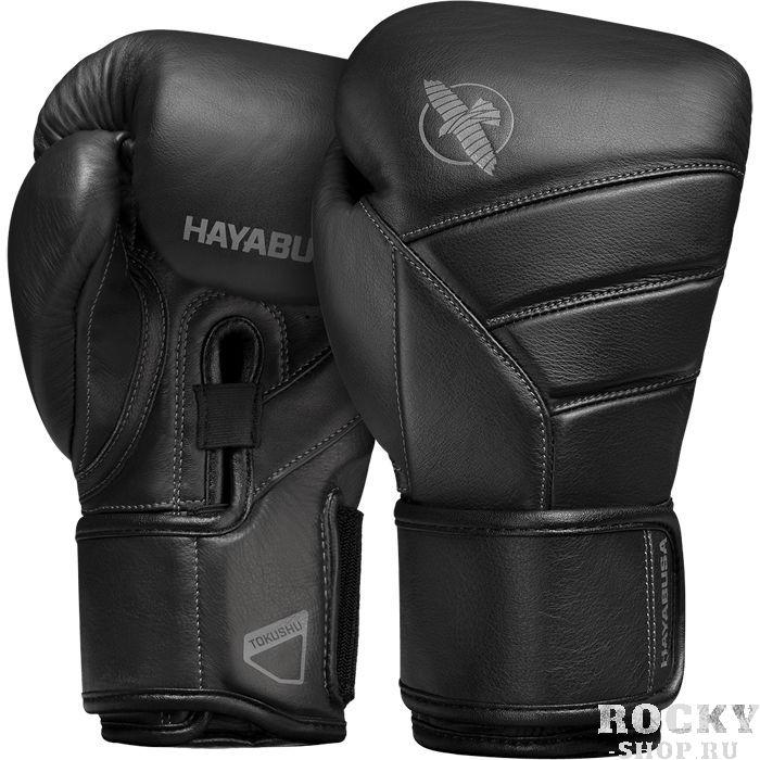 Перчатки Hayabusa Kanpeki T3 Black, 14 oz Hayabusa