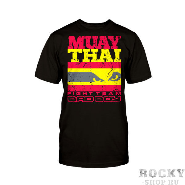 Футболка Bad Boy Muay Thai Fight Team