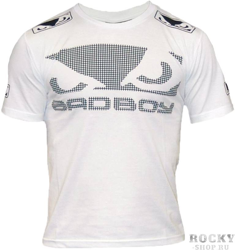 Купить Футболка Bad Boy Walk In 3.0 Tee White (арт. 3215)