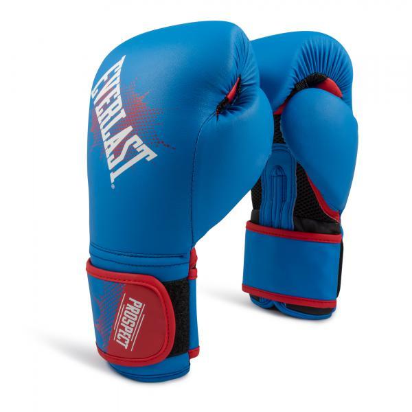 Детские боксерские перчатки Everlast Prospect Blue, 6 OZ Everlast