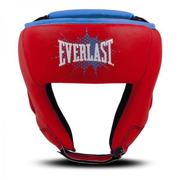 Детский боксерский шлем Everlast Prospect Red Everlast