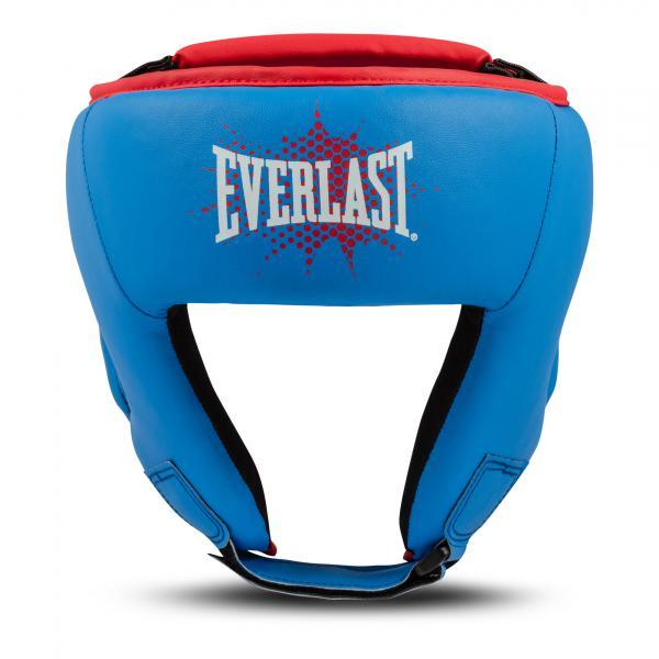 Детский боксерский шлем Everlast Prospect Blue Everlast