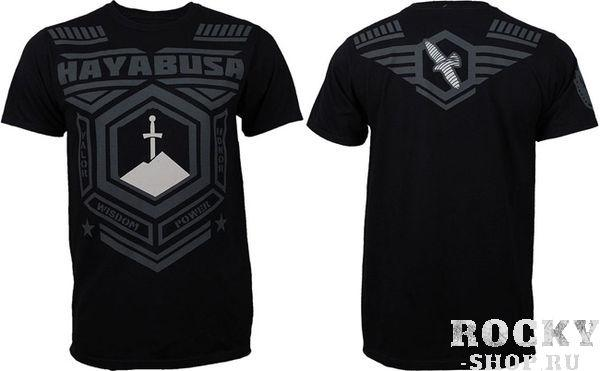 Футболка Hayabusa Brotherhood T-Shirt Black